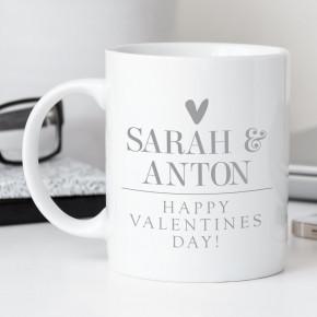 Couple's Valentine's Day Mug