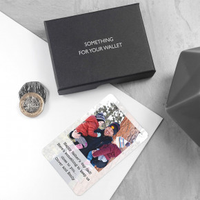 Photographic Wallet Keepsake