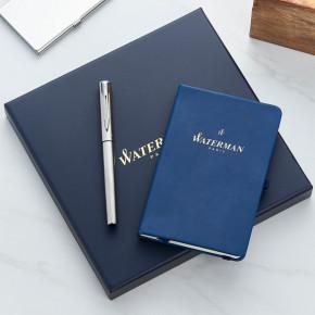 Waterman Notebook & Pen Gift Set